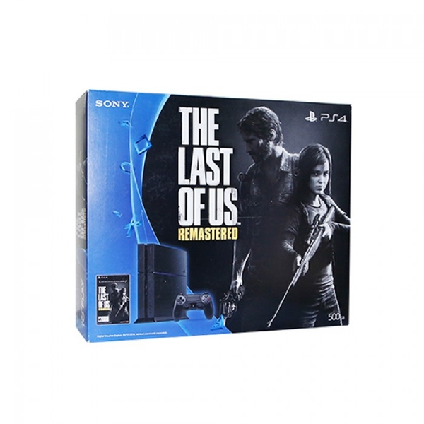 PS4 US 500G CUH1215A The LOUs Remastered Bundle (US)