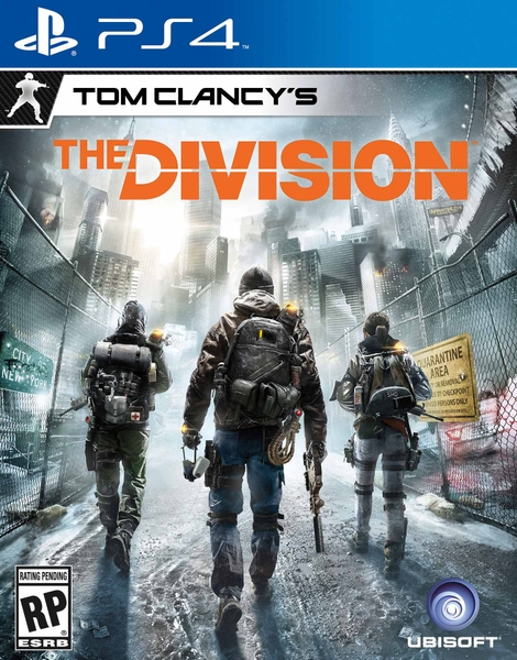 Tom Clancy's The Division game ps4