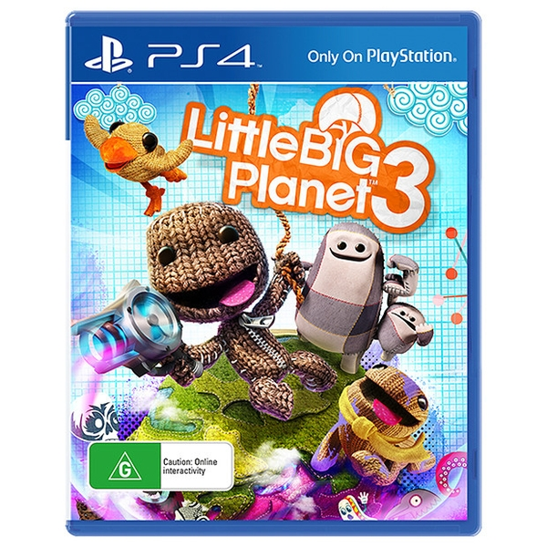 Little Big Planet 3 ( Code )