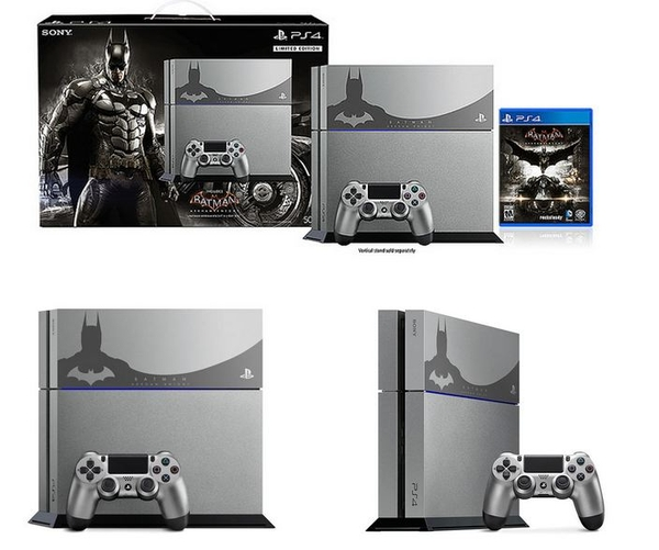 Sony PS4 Limited Edition Batman Arkham Knight (Xuất Mỹ)