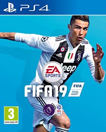 FIFA 19 Standard Edition game ps4