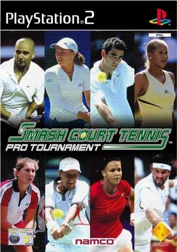 Smash Court Tennis