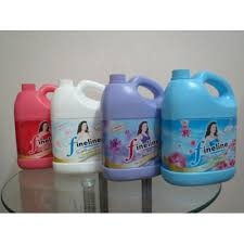 Nước xả Fineline can 3500ml