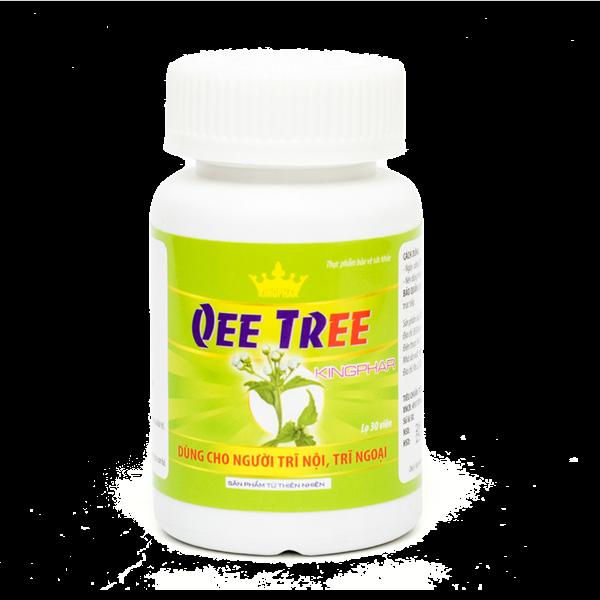 Kết quả hình ảnh cho QEE TREE KINGPHAR thuốc