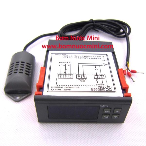 thông số kỹ thuật thiết bị điều khiển độ ẩm