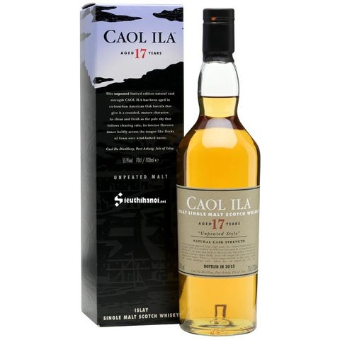 CAOL ILA 17 NĂM UNPEATED MALT