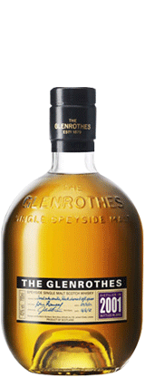 The Glenrothes 2001 Vintage