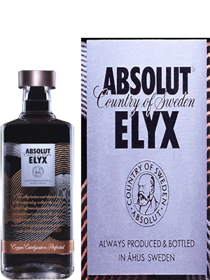 Vodka ABSOLUT ELiX