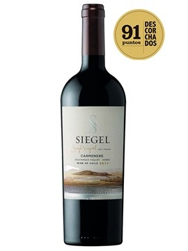 RƯỢU VANG SIEGEL SINGLE VINEYARD CARMENNERE (750ML / 14%)