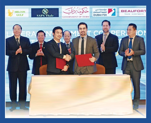 Promotion trip of the Middle East Delegation investment in Viet Nam in December 2018