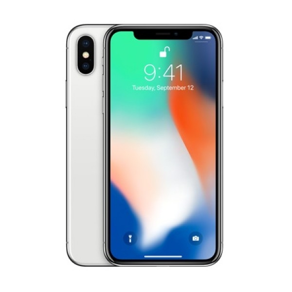 IPHONE X - 256G - SILVER