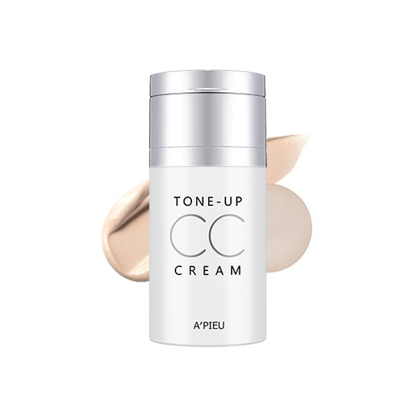 CC CREAM TONE UP APIEU
