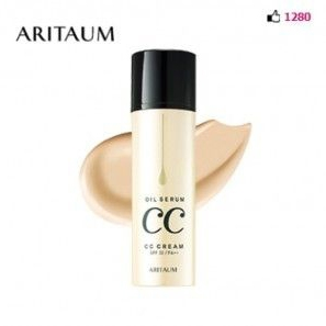 Oil Serum CC Cream SPF 30/PA++