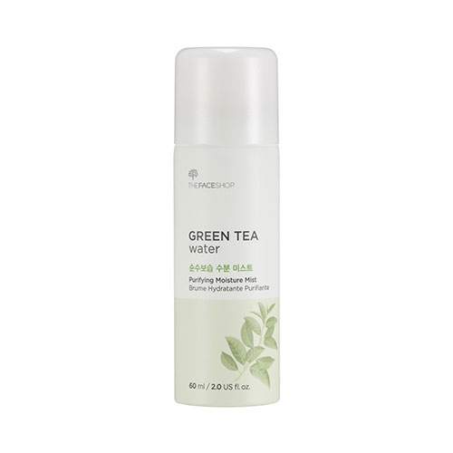 Xịt khoáng Green Tea Water Moisture Mist The Face Shop