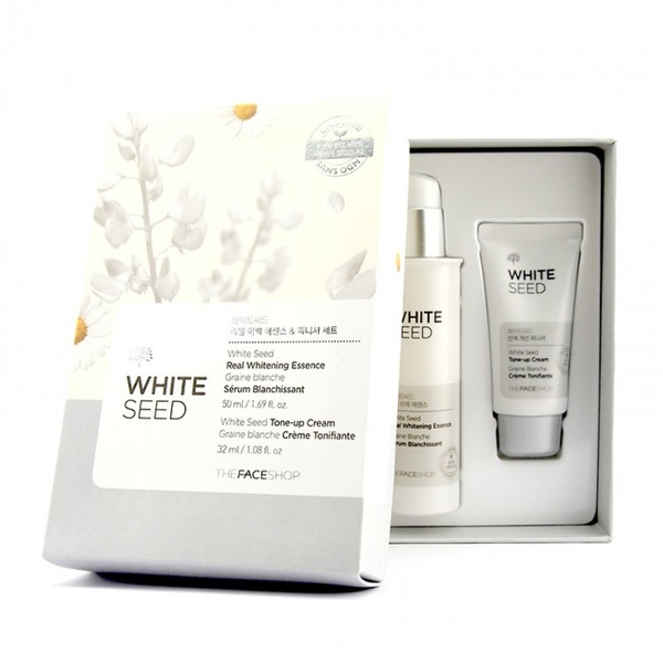 Bộ Dưỡng Trắng Da White seed Thefaceshop