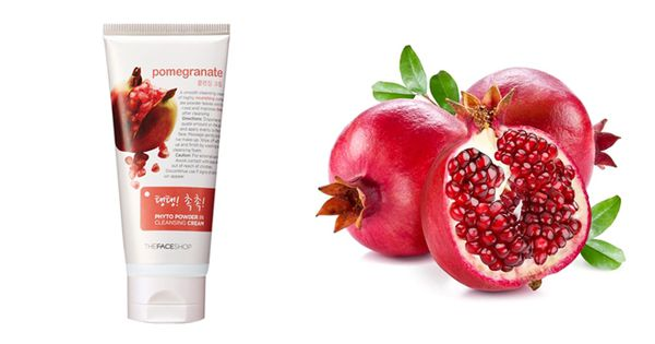 Kem tẩy trang lựu Phyto Powder In Cleansing Cream Pomegranate
