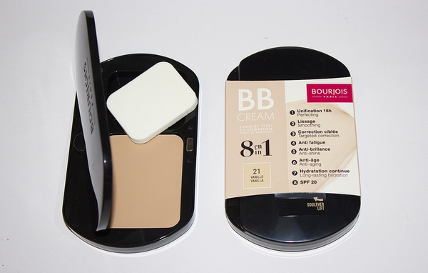 Kem nền BB Cream Foundation - Bourjois