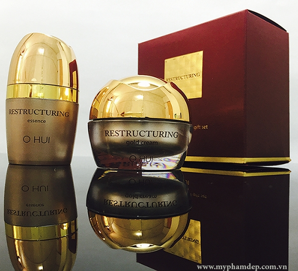 Bộ Dưỡng Restructuring Special Gift Set Ohui