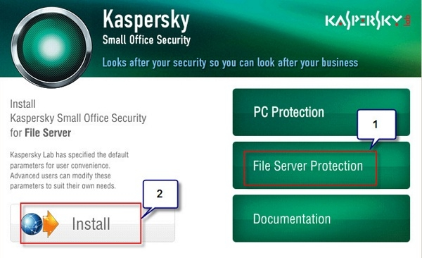 So sánh Kaspersky Small Office Security  và Kaspersky Internet Security