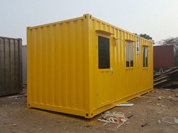 Container văn phòng 20 feet