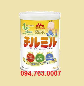 MORIGANA Chirumiru Powder Milk for baby from 1 ~ 3 years
