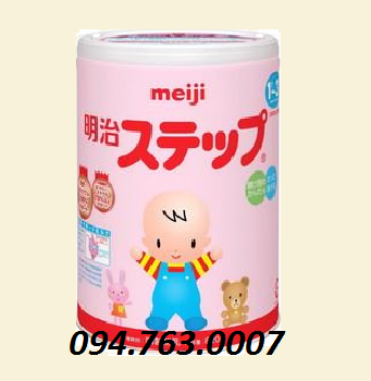 MEIJI Step Powder Milk for Baby from 1 ~ 3 years