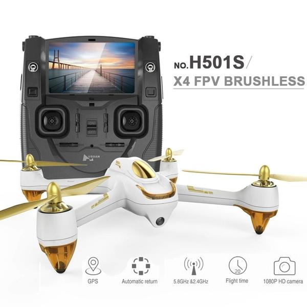 Máy Bay Flycam Hubsan H501S