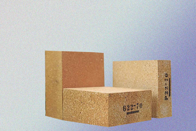 Basic refractory bricks