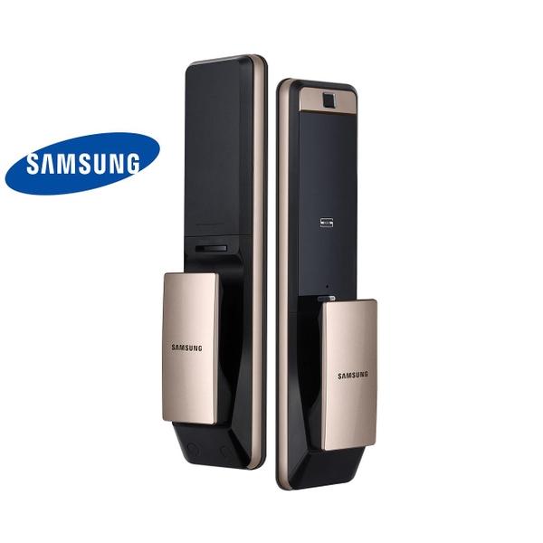 Khoá vân tay Samsung SHP-DP609 + Tặng Camera 1tr2