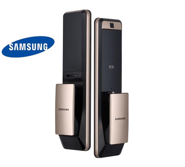 Khoá vân tay Samsung SHP-DP608 + Tặng Camera giám sát