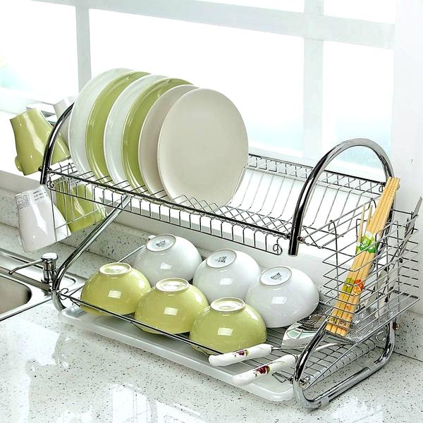Cách tìm kiếm khay chén đĩa inox có ích cho gian bếp của bạn
