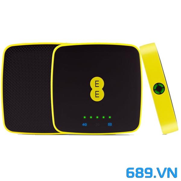 Alcatel EE40 Thiết Bị Phát WiFi 4G Tốc Độ 150Mbps Từ Sim 3G/4G