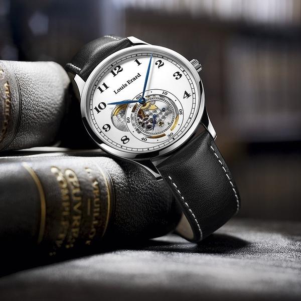 Kết quả hình ảnh cho Đồng hồ Louis Erard