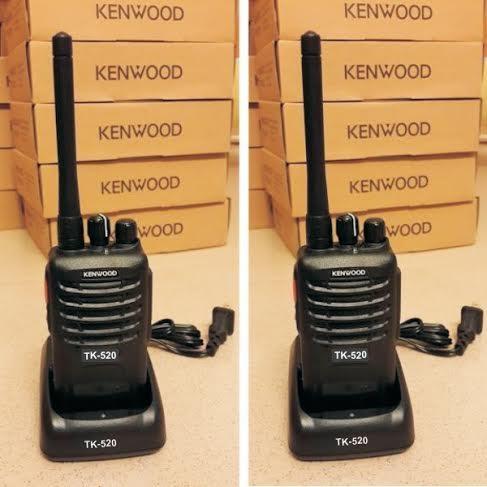 Bộ Đàm Kenwood TK-520 UHF | Bộ đàm kenwood chính hãng