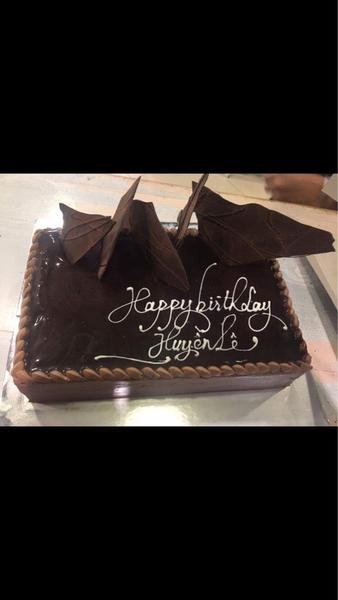 opera birthday cake CNG TY TNHH ODOUCEURS VIT NAM