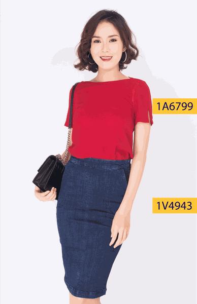Áo kiểu M Collection A6799/1