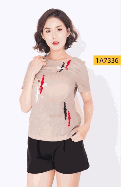 Áo kiểu M Collection A7336/1