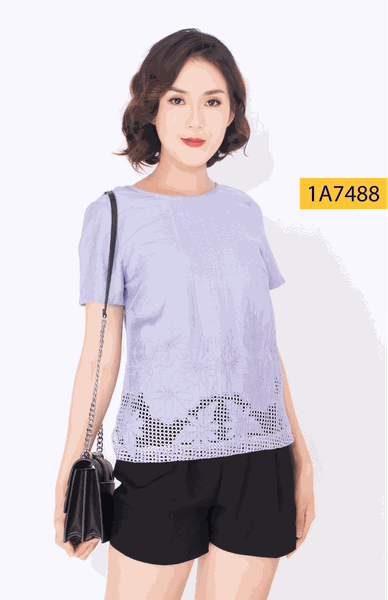 Áo kiểu M Collection A7488/1