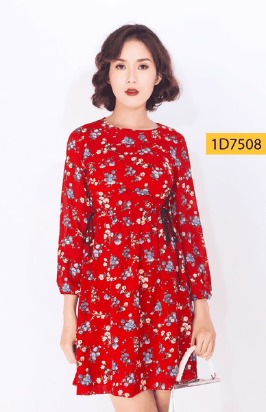 Đầm kiểu M Collection D7508/1