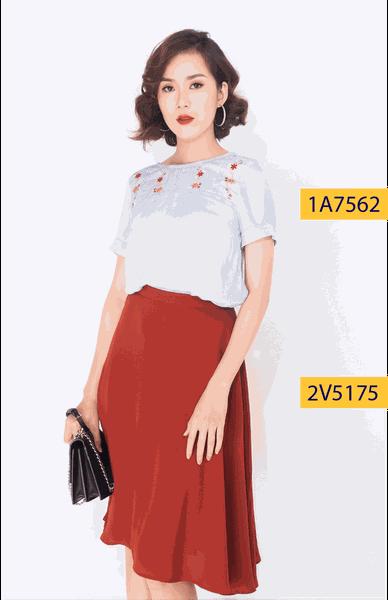 Áo kiểu M Collection A7562/1
