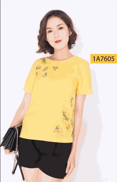 Áo kiểu M Collection A7605/1