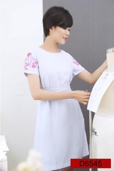 Đầm Công Sở Nữ D6545