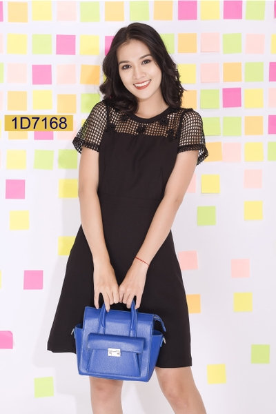 Đầm kiểu M Collection D7168/1
