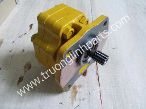Hydraulic gear pump 07421-71401 for Komatsu D20, D21 Dozers