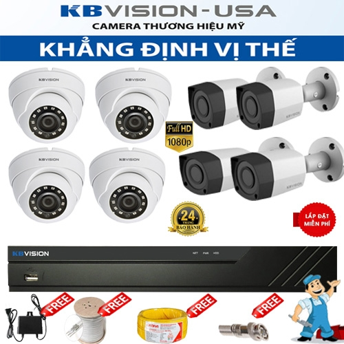 Thiết bị nghe nhìn: Lắp Đặt Camera Giá Rẻ Chất Lượng Combo-bo-8-kbvision-2-0-1