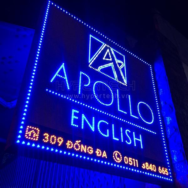 Kết quả hình ảnh cho Trung tâm Anh Ngữ Apollo