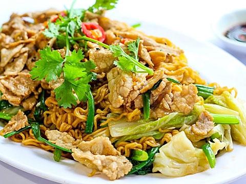Quán ăn, ẩm thực: Quán Nui Xào, Mì Xào Ngon Quận 7 Mi-xao-bo
