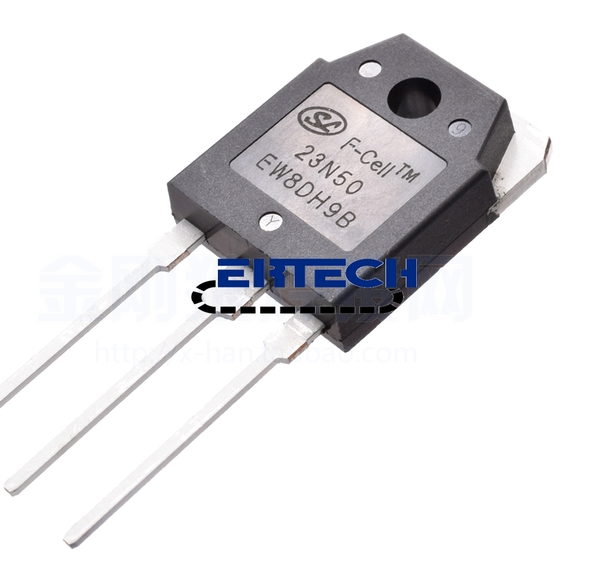 23n50e-mosfet-23a-500v-fcell