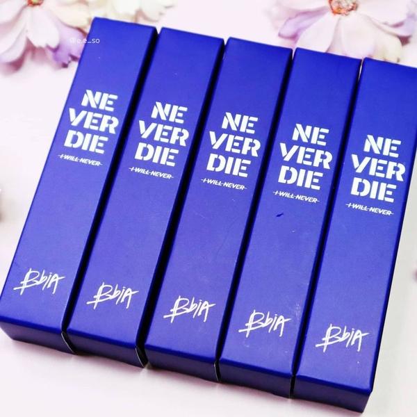 Kết quả hình ảnh cho son kem bbi never die tint ( mới )