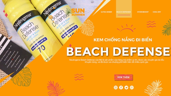 neutrogena beach defenses